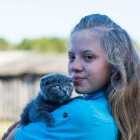 новый маленький друг :: Светлана