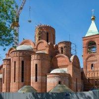 Два купола готовы :: Сергей Лындин