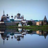 Соловецкий монастырь :: Валентина