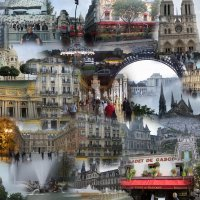 воспоминание о Париже :: Александр Корчемный