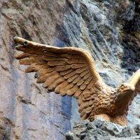 Фигурка орла :: Валерий Новиков