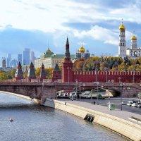 Московский Кремль :: Елена (ANEL-VP) .