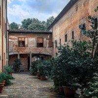 дворик во Флоренции :: Александр Святкин
