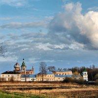 Старая Ладога. Никольский монастырь. :: Сергей Никитин