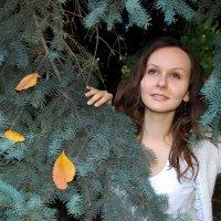 Мечтательница. :: Anna Gornostayeva