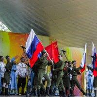 флаги :: Юлия Денискина