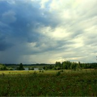 И будет дождь... :: Нэля Лысенко