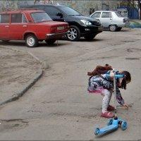Уронила... :: Нина Корешкова