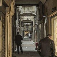 Venezia. Sottoportego e Calle del Capello Hero. :: Игорь Олегович Кравченко