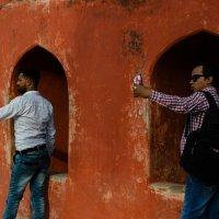 each his own :: The heirs of Old Delhi Rain