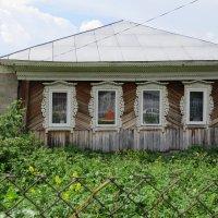 Дом в Белорецке :: Вера Щукина