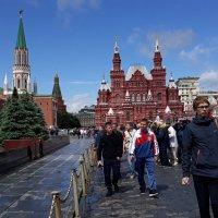 Прогулки по Москве :: Галина Козлова