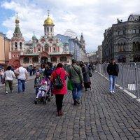На Красной площади :: Галина Козлова