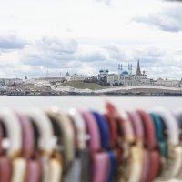 Казань. Кремль вид на набережную :: Evgeniy Akhmatov