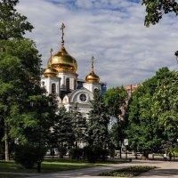 Александро-Невский войсковой собор в Краснодаре :: НИКОЛАЙ .