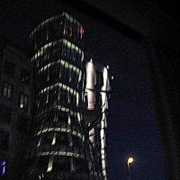 Прага. Знаменитый танцующий дом. :: Владимир Драгунский
