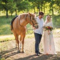 Свадьба в стиле Бохо :: Александра Капылова