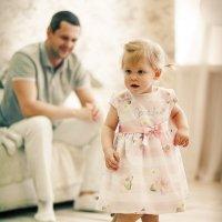Детский портрет. Маленькая модница :: Лариса Чайка