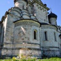 Старые стены.... :: Анатолий Колосов