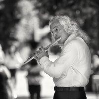 Флейтист :: Лилия .