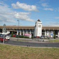 Чугуначный (ж/д) вокзал в г.Гродно :: ofinogen