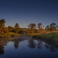 Утро на реке Тосно :: Елена Маковоз