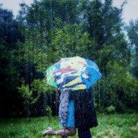 под зонтом :: Ирина Масальская