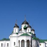 Спасо -Преображенский  монастырь :: Vlad Сергиевич
