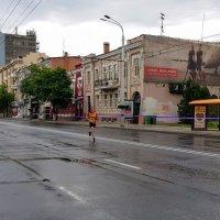 История одинокого бегуна :: Вячеслав Случившийся