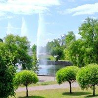 Летний день в нашем городе :: Valery Remezau