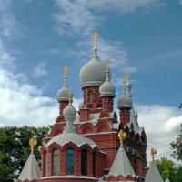 Церковь святого мученика Иулиана Тарсийского в Пушкине. :: Олег Попков