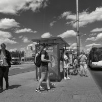 Summer in the city :: Kliwo