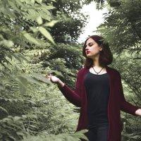 Бесцвет :: Ксения Михайленко