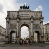 Прогулка по Мюнхену :: Eugen Pracht