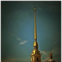 ... и ангелы над златоглавой головой.... :: Tatiana Markova