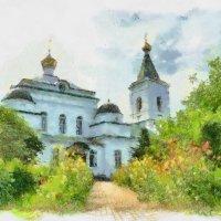 Древний монастырь. Рославль :: Aleksandr Ivanov67 Иванов