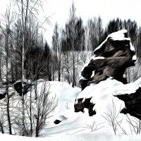 Древние камни. :: Aleksandr Ivanov67 Иванов