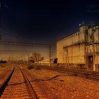 Станция :: Сергей Шаталов