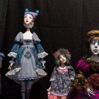 Коллекционные куклы :: София