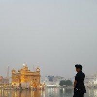 Молодой сикх. Амритсар, Индия :: Дима