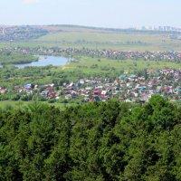 Левый берег Иркута :: Дмитрий Юдаков