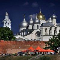 Софийский собор в Великом Новгороде :: Sergey-Nik-Melnik Fotosfera-Minsk