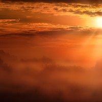 Туман в долине Дубны :: Fuseboy