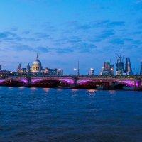 Вечерний Лондон :: Alex Molodetsky