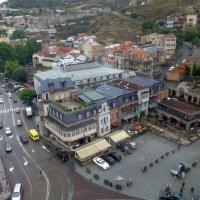 Вид на старый город :: Наиля