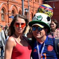 Всё дело в шляпе! :: Татьяна Помогалова