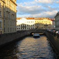 Город, помнящий поступь Петра......... :: Tatiana Markova