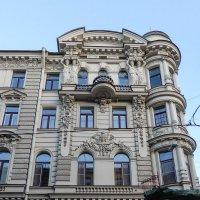 Доходный дом купца Е. С. Егорова :: Сергей Лындин