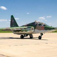Су-25УБ(К) :: Владимир Сырых