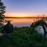 Из серии На рыбалке :: Наталия Горюнова